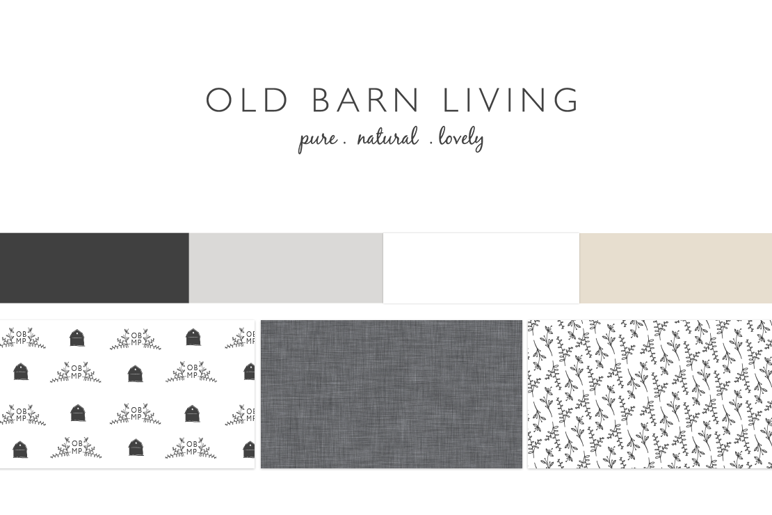 Old Barn Living - Bliss and Tell Creative