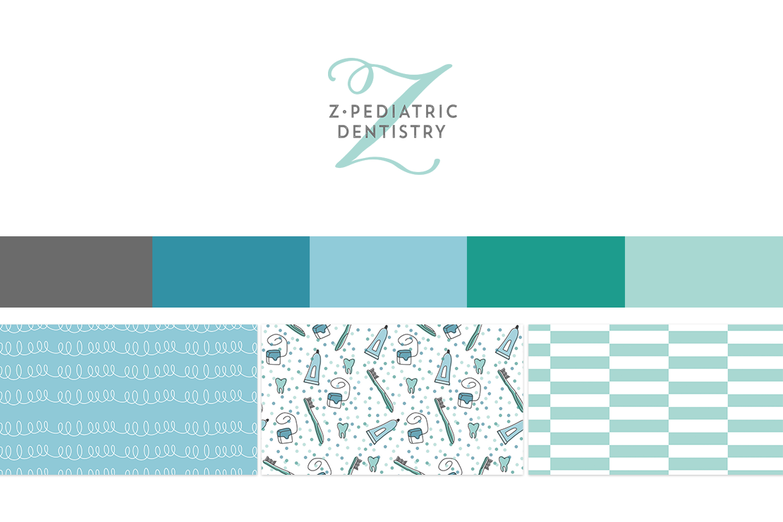 Z Pediatric Dentistry - Bliss and Tell Creative