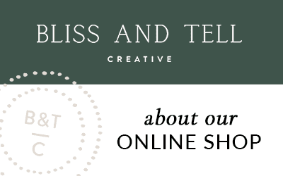 Bliss and Tell Online Shop